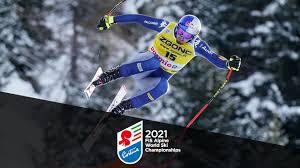Cortina 2021   Discesa libera uomini - Mondiali   Commento italiano    Versione integrale - Eurosport