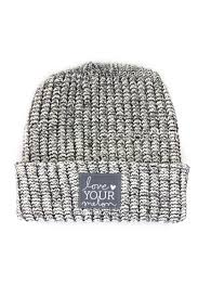 love your melon cuffed hat.  Your Charcoal Speckled Cuffed Hat  Love Your Melon Intended A