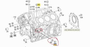 oil cooler om642 v6 cdi help sprinter forum ps also what sprinter or car model have something connected here