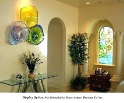 full size of glass wall art acrylic decor set modern hanging and blown hand for