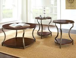 steve silver coffee table silver 3 piece coffee table set in medium cherry beyond s steve steve silver coffee table