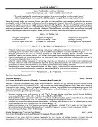 Military Civilian Resume Template Resume For Your Job Application