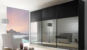 image of mirror sliding closet doors ikea