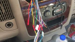 stereo power on but no sound fixed custom aftermarket head unit Pioneer Head Unit Wiring Diagram at Head Unit Wiring Diagram No Amp