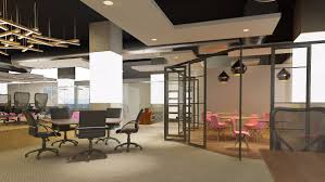 Image Kong Officefinder Image Of Wampamppamp0 Open Plan Office Layout Layout Yhome Pine Office Chair Light Wooden Desk Yhomeco Wampamppamp0 Open Plan Office Layout Layout Yhome Pine Office Chair