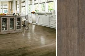 Maple Hardwood Flooring In A Kitchen - APM3408  Armstrong Flooring