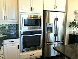 double oven cabinet. Wall Oven And Microwave Combo Cabinet Single Plans Double For Sale How To Build Support 1