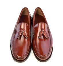 modshoes chestnut tassel loafers the lords 01