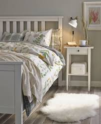 ikea white bedroom furniture. Nightstand Is Taller Than Mattress IKEA Bedside Tables Ikea White Bedroom Furniture F