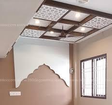 master bedroom false ceiling wall