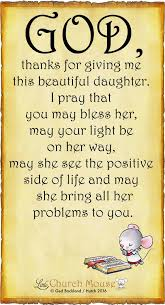 Little Church Mouse Peace Quiet With God Daughter Quotes