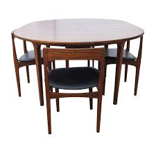 66 vintage expandable erfly leaf dining table for