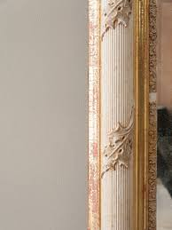 Ge Sso Login Antique French Gilt And Decorative Gesso Full Length Mirror