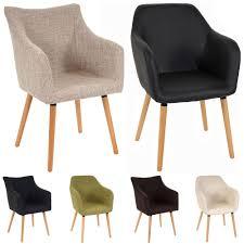 Esszimmerstuhl Mit Armlehne Sessel Esszimmer Stühle Stuhl Gepolstert