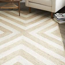 white and gold rug area ideas within plan 17