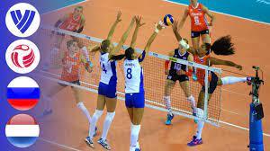 Russia vs. Netherlands - Full Match   Women's Volleyball World Grand Prix  2016 - YouTube