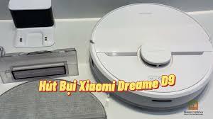 Hút Bụi Xiaomi Dreame D9- Review - YouTube