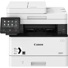 Canon Printer Printing Light Gray Instead Of Black Buy Canon Sensys Mf421dw All In One Mono Laser Printer
