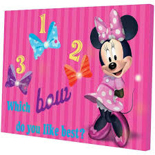 wall decor lovely theme for minnie mouse baby room decor easy home