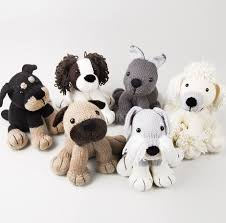 Toy Dog Knitting Patterns Free