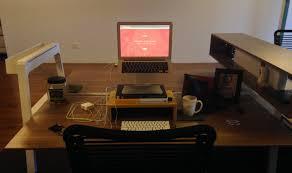guide home office setup. danny schreiberu0027s workspace guide home office setup