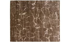 nourison silk shadows hand knotted 6x8 rugs 02 brown