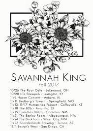 Fall 2017 Tour Poster
