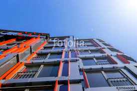 high tech modern architecture buildings. Modren Modern Details Of Office Building Exterior Business Buildings Skyline Looking Up  With Blue Sky Modern For High Tech Architecture Buildings