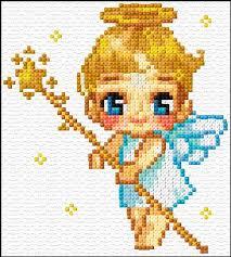 Angel Cross Stitch Patterns Enchanting Angel Ann's CrossStitch Patterns