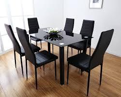 Ausgezeichnet Glas Esstisch Mit Stühlen Essgruppen Leder Essgruppe