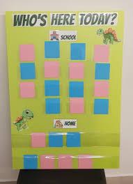 Attendance Chart Attendance Chart Classroom Babies Kids Toys Walkers