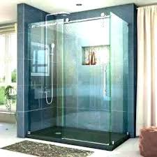 shower enclosures kits glass block shower enclosures glass block home depot glass block shower kit enclosure
