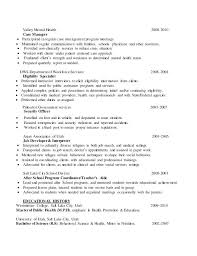 Cover Letter For Case Manager Sample Resume Of Nurse With Additional ...