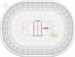 Montreal Canadiens Bell Center Seating Chart Montreal Canadiens Bell Centre Seating Chart Interactive