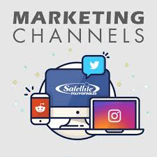 Marketing Channels Choosing The Right Marketing Channel Satellite Polyportables