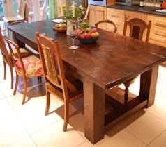 Handmade Kitchen Table Kitchen Design