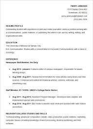 How To Write A CV or Curriculum Vitae  Example Included