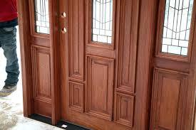 How To how to refinish front door images : Refinish Exterior Wood Door - peytonmeyer.net