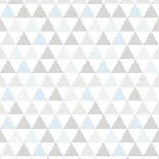 Sala de estar renovada com as cores quintal da vó e tubarão branco da tintas coral. Papel De Parede Triangulo Cinza E Azul Quintal De Madame