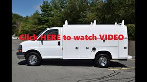 2006 Chevy Express Utility Van - YouTube
