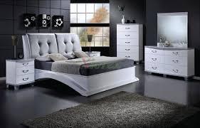 Leather Bedroom Furniture Sets Leather Bedroom Set