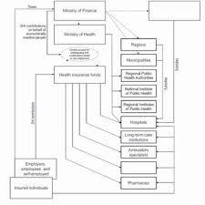 Florida Hospital Organizational Chart 1 Organizational Structure Of The Czech Health System