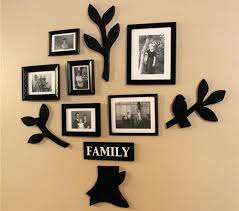 photo framing ideas for the wall unique family frame walls picture gallery fam wall frame