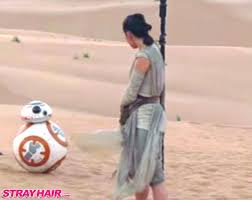Rey Hair Style rey triknot hairstyle in star wars episode vii the force awakens 7395 by wearticles.com
