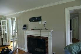 mounting a tv above a fireplace mounting on fireplace stunning design for mounting above pertaining to