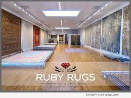 hot new modern rug gallery in berkeley ruby rugs celebrates grand opening party april 11