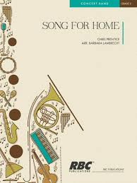 Song for Home by Chris Prentice/arr. Barbara Lamb   J.W. Pepper Sheet Music