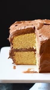 The Best Vanilla Cake Recipe Add A Pinch