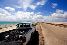 Met de auto door het zuiden van Bonaire