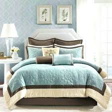 brown and blue bedding bedding save duvet covers comforters blue quilt bedding set dark blue quilted